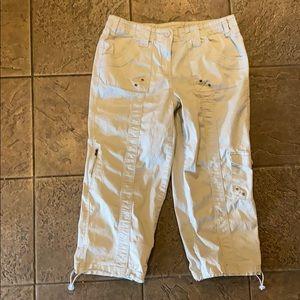Style & Co. Capri Pants Size 10